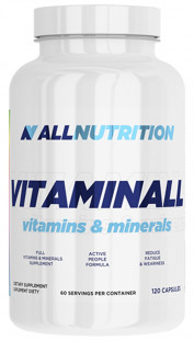 All Nutrition Vitaminall (120 кап)
