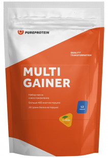 Гейнер Pure Protein Multicomponent Gainer (1200 г)